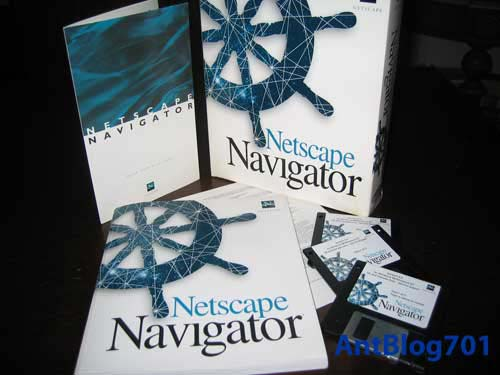 netscape v2 package