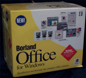 borland borland office