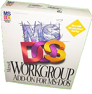 msdos workgroup addon