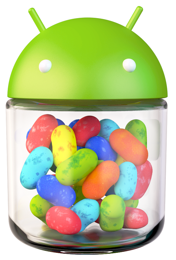 android 4.1-2 jelly bean