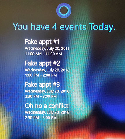 win10 mobile anniversary cortana notes