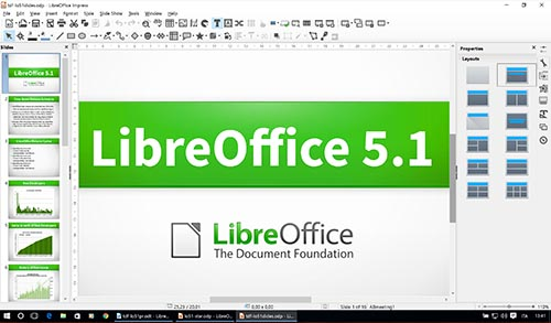 libreoffice 51