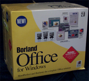 borland office 2