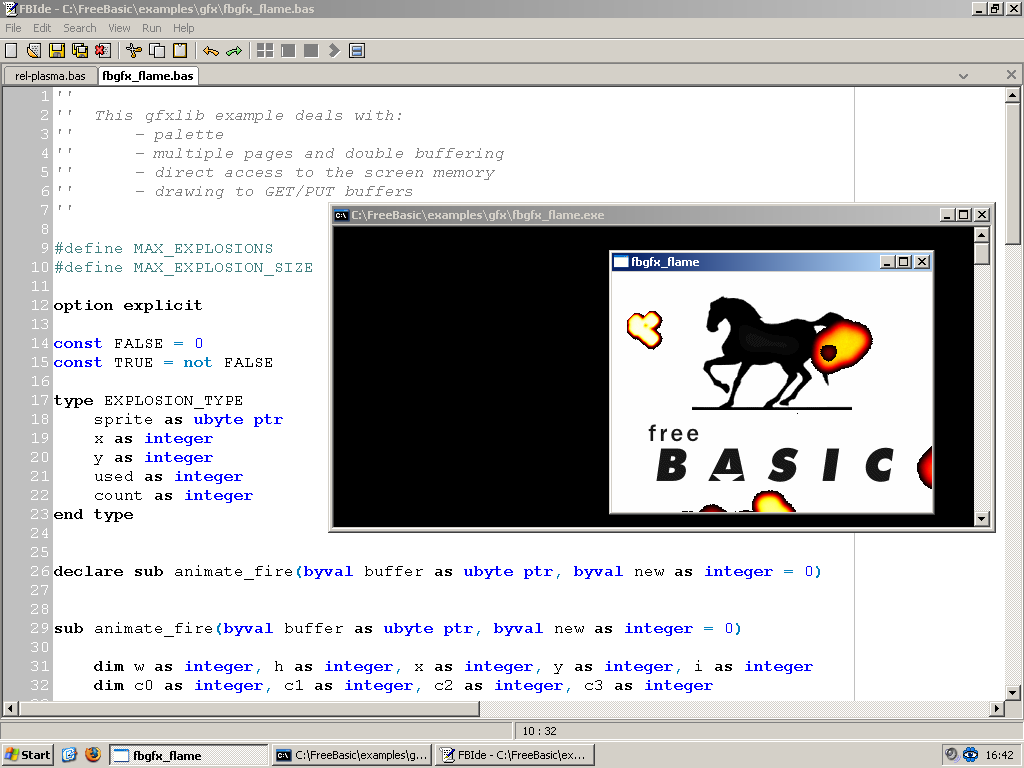 freebasic