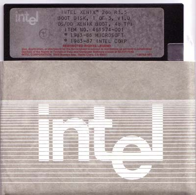 intel-xenix