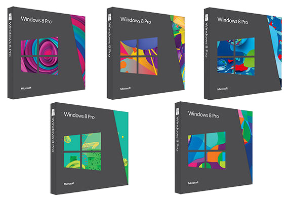 windows8 packages