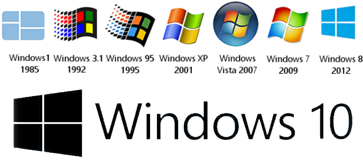 windows logo evo