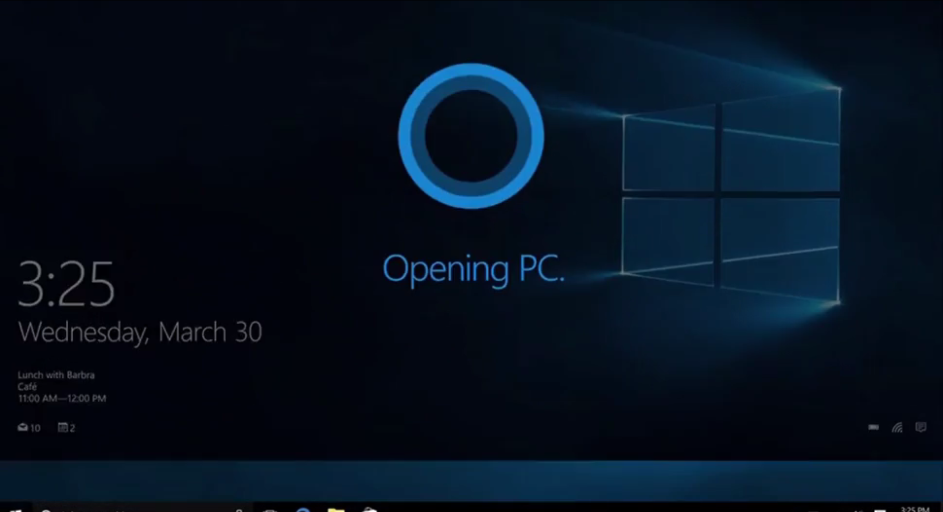 win10anniversary cortana lockscreen