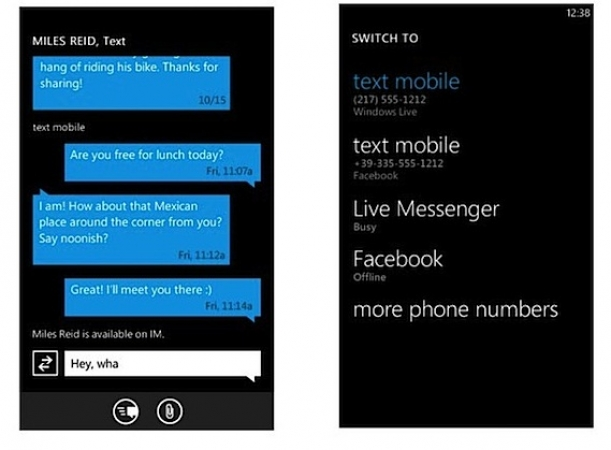 wp75 message-hub